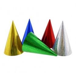 Go-Dan czapeczki holograficzne 6 sztuk