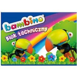 "St.Majewski ""Bambino"" blok techniczny A-4/10k"