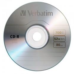 Verbatim płyta CD-R 700 MB